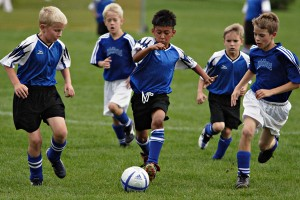 Why Your Kid Should Play Team Sports