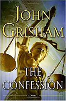 """The Confession"" by John Grisham"