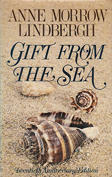 """Gift from the Sea"" by Anne Morrow Lindbergh"