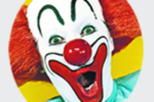 Coulrophobia? What's So Sacred About Greek?