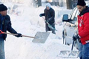 Winter Storm Jonas, Day 2