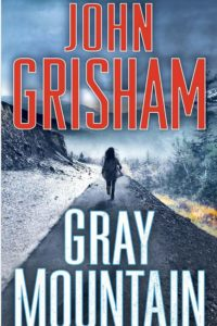 """Gray Mountain"" by John Grisham"